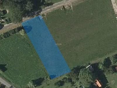 Prodej  stavebního pozemku 924m2