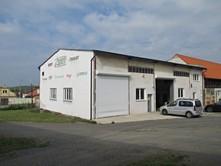 Dražba skladového prostoru 500 m²