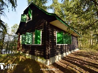 Prodej  chaty 100m², pozemek 7487m²