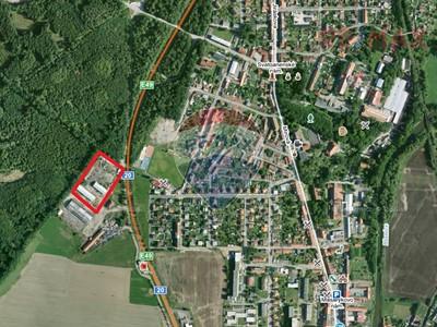 Prodej komerční nemovitosti 16968m²