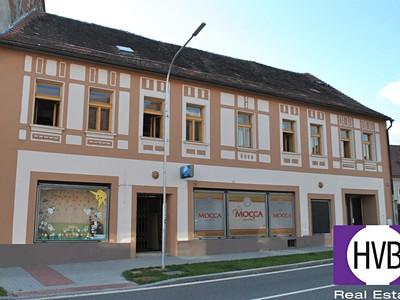 Prodej obchodního prostoru 580m²