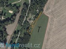 Prodej  pozemku 1 058 m²