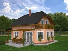 Prodej  projektu na klíč 106 m², pozemek 69 m²