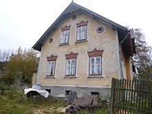Dražba  rodinného domu 257 m², pozemek 275 m²