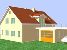 Prodej  rodinného domu 217 m², pozemek 695 m²