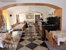 Dražba restaurace 175 m²